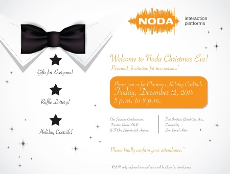 December 12: Welcome to Noda Christmas Eve!