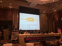 October 28: Bankers Institute of the Philippines and Noda present GMM meeting